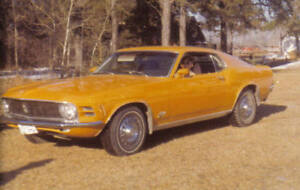 1970 Mustang info sought Prince George British Columbia image 2