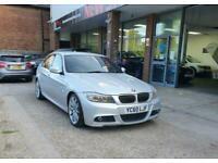 iDrive* 2010 BMW 325 3.0 L Diesel Auto Saloon E90 D M Sport Auto Sat NAV