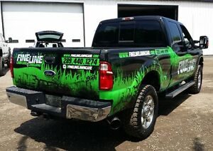 VEHICLE VINYL WRAPS & LETTERING
