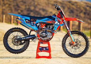 Blown up dirt bikes wanted