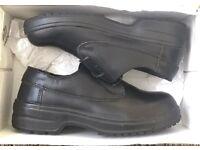 Brandnew ladies Safety working shoes UK size 5 EU 38 slip Resistant & anti static cheap sale women