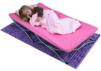 Kids Cot -- Perfect for sleepovers , outings, traveling...