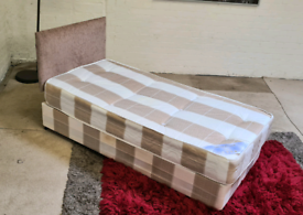 Single Bed + Mattress - Only £99..!!