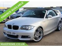 BMW 1 SERIES 2.0 118I M SPORT 2D 141BHP SERVICE HISTORY + RECENTLY SERVICED