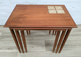Danish Nest Of Tables (DELIVERY AVAILABLE)
