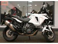 2015 KTM 1290 SUPER ADVENTURE in WHITE at Teasdale Motorcycles, Yorkshire