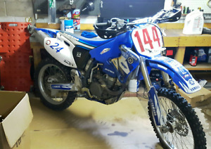 YZ426F, trade for atv.