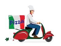 Pizza DELIVERY DRIVER
