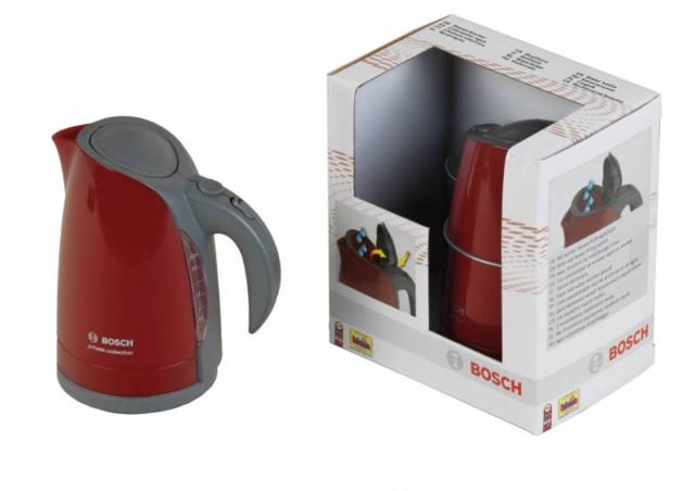 Bosch Wasserkocher für die Kinderküche Küchengeräte wie echt KLEIN 9548 * BOSCH