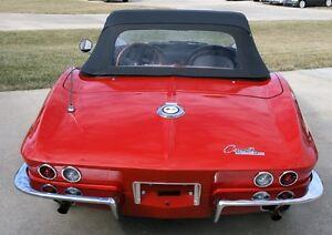 1965 corvette fuel door