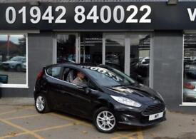 2014 64 FORD FIESTA 1.0 ZETEC 99 BHP 3 DR ECO STOP/START HATCH, 29,000M, FSH