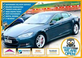 image for TESLA P85D 2015 85kWh Dual Motor Performance 5dr INSANE PLUS AWD  P90D P100D