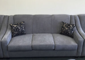 Brand New 3 Piece Sofa Set Made In Canada