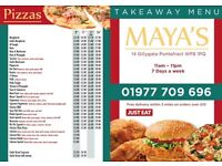 Maya's takeaway NEW