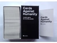 Cards against humanity - for horrible people