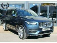 2018 Volvo XC90 2.0h T8 Twin Engine 10.4kWh Inscription Pro Auto 4WD (s/s) 5dr S