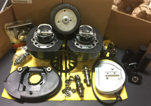 HARLEY DAVIDSON ENGINE PARTS-Some assembly required