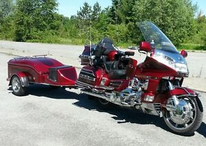 99 Honda Goldwing 1500 with Matching Trailer