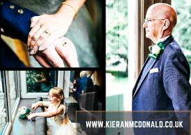 Wedding Photographer £150 starting - Edinburgh and Glasgow