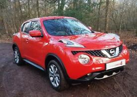 2015 15 Nissan Juke 1.6 XTRONIC CVT Tekna with Navigation