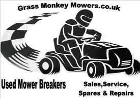 Wanted ride on mower any condition grassmonkey