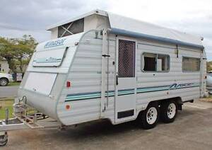 2002 Windsor Streamline Pop Top Dual Axle Semi Off Road Tweed Heads Tweed Heads Area Preview