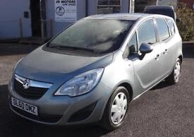 2011 (60) Vauxhall Meriva 1.3CDTi Exclusive Grey