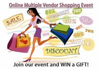 JOIN our Event LIKE our Page WIN a Free Gift!Check us out TODAY!