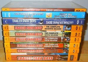 Trailer Park Boys Seasons 1-7 plus 3 Movies