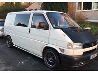 VW T4 transporter, T reg ('99), reluctant sale