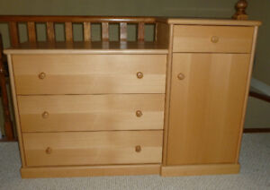 LUNA - Joy Collection Baby / Toddler / Youth Bedroom Set