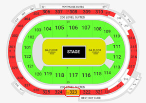 DRAKE'S CONCERT (2 TICKETS AVAILABLE) - $250 EACH