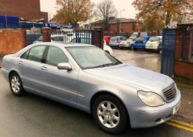 1999 LOW MILEAGE! Mercedes-Benz S320 3.2 AUTO S320
