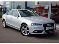 2013 AUDI A4 2.0 TDI 150 SE Technik Multitronic Auto NAV and FULL LEATHER
