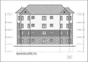 Terrain Gatineau/Aylmer - multi-logement - 40 unités de condos Gatineau Ottawa / Gatineau Area image 2