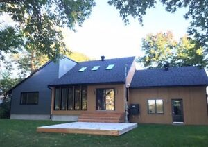 FULLY RENOVATED WATERFRONT HOME FOR RENT West Island Greater Montréal image 3