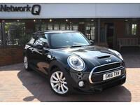 2016 MINI HATCHBACK 2.0 Cooper S 3dr