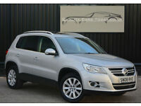 Volkswagen VW Tiguan 2.0 TDI SE Diesel 4Motion Auto Glass Panoramic Roof