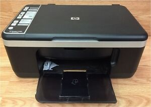 HP Deskjet F4180 All-In-One Multifunction Colour Printer