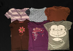 GIRLS SIZE 6 SPRING AND SUMMER