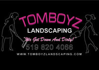 Experienced Landscapers Required