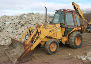 Wanted - older backhoe for farm use