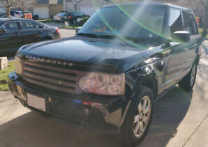 2006 Land Rover Range Rover HSE SUV