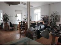 Desk to rent in Hidden Lane Studio, Finnieston, West End