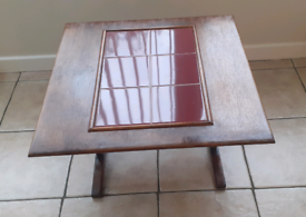 Table/Fire Screen