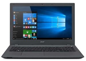 "Acer Aspire E 15.6"" Laptop -Intel Quad Core,1TB HD,8GB RAM,Win10"