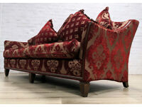 Duresta Manolo Sofa (DELIVERY AVAILABLE)