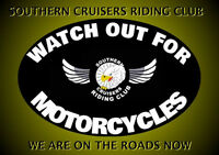 NEW BROCKVILLE SOUTHERN CRUISERS MOTORCYCLE RIDING CLUB