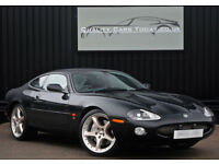 Jaguar XKR 4.2 V8 Supercharged Coupe *Midnight +Cranberry Contrast+Massive Spec
