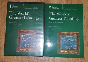 DVD- World's Greatest Paintings